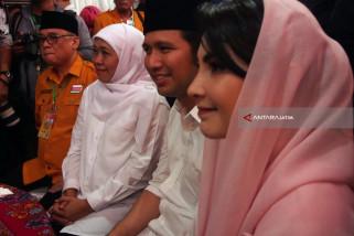 KPU Jatim Nyatakan Perbaikan Berkas Khofifah-Emil Lengkap