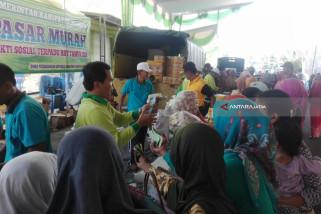 Pemkab Madiun Gelar Pasar Murah Beras