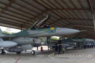 Kedatangan F-16 Tertunda karena Tanker Pendukung