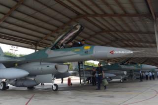 Penyerahan F-16 Ke TNI AU Tertunda