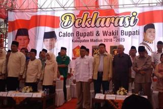 Koalisi Gerindra-PPP-PKS Madiun Usung Pasangan Rio-Sukiman