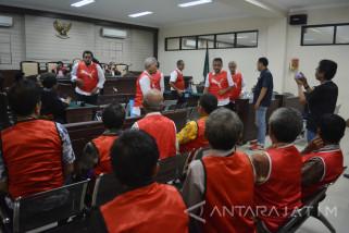 Sidang Korupsi Kredit Usaha Peternakan Sapi