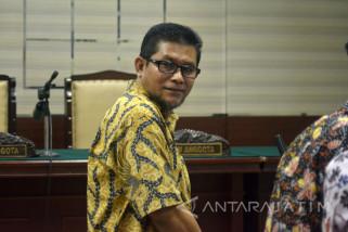 Sidang Tuntutan Korupsi Suap DPRD Jatim