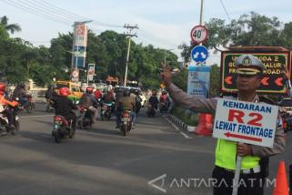 Polrestabes Surabaya Siap Tilang Pelanggar