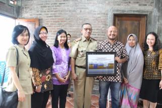 ITS Hibahkan Ipal ke Industri Pempek Surabaya