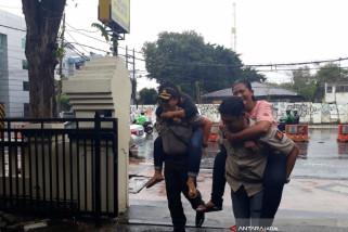 Ungkap Penculikan, Kapolsek Tegalsari Surabaya Penuhi Nazar