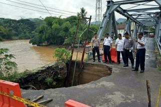 Hujan Picu Sejumlah Kerusakan Infrastruktur di Pacitan