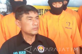 Polres Sumenep Tangkap Warga Sampang Bawa Sabu-sabu