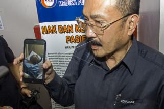 KPK: Tidak Ada Penyerangan Profesi Advokat