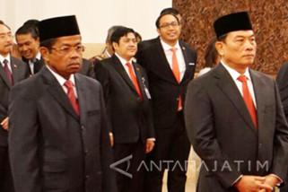 Merasa Cocok, Presiden Jokowi pilih Idrus Ganti Khofifah (Video)