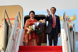 President Jokowi Departs for Afghanistan