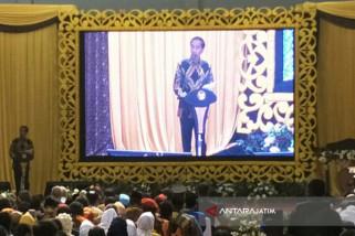 Presiden Ajak PMKRI Pelopori RI Bersih Korupsi (Video)