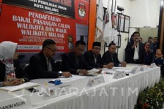KPU Distribusikan DPS Pilkada Kota Malang
