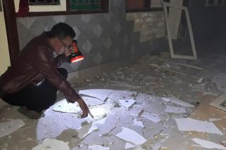 Ledakan Guncang Balai Desa di Sumenep