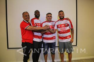 Gonzales Perkuat Madura United FC
