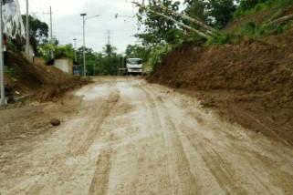 24 Titik Longsor Ancam Ruas Jalan Ponorogo-Pacitan