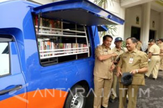 Pemkot Malang Tambah Mobil Perpustakaan Keliling