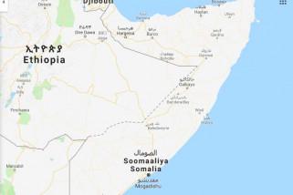 Anak-anak Somalia Diselamatkan dari
