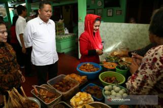 Puti Soekarno Kagumi Kekayaan Kuliner Jatim