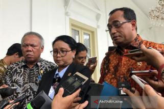 Jokowi Terima Utusan dari Jepang di Istana Bogor (Video)