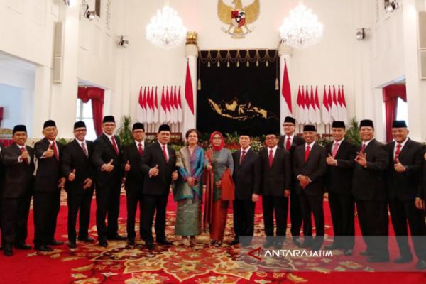 17 Dubes Baru Dilantik Presiden