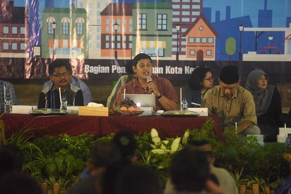 Wali Kota Abdullah Ingin Kediri Kondusif