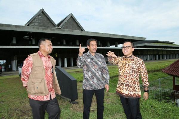 Fasilitas Bandara Banyuwangi Ditingkatkan Jelang Pertemuan Tahunan IMF Bali