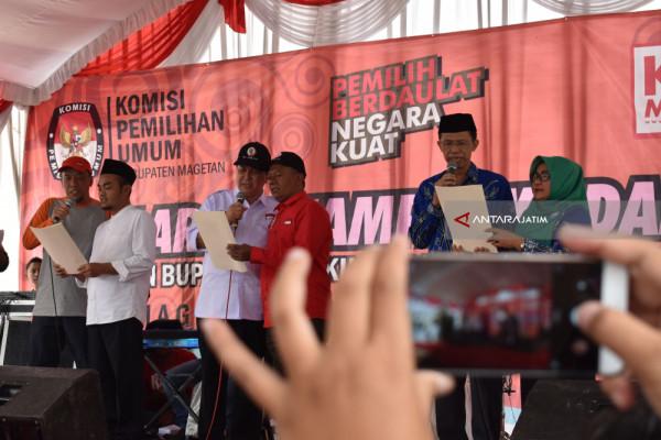 Deklarasi Kampanye Damai Magetan