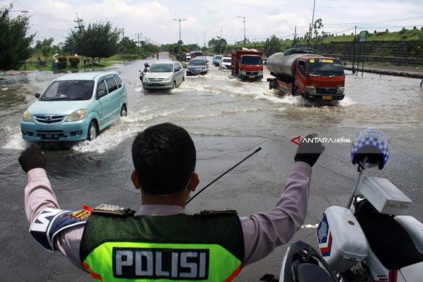 Porong Terendam Banjir