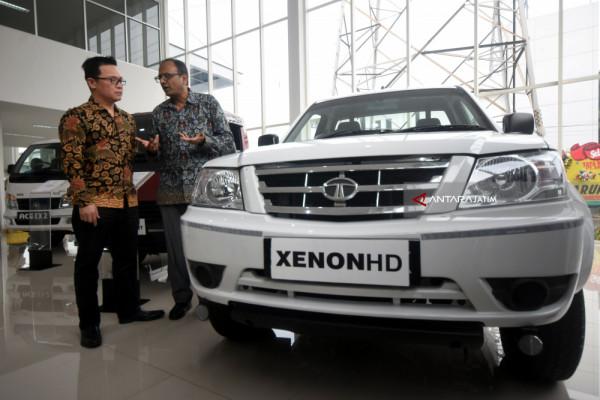 Peresmian TATA Motor di Surabaya