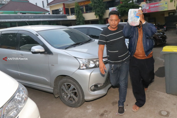 Polisi Tangkap Lurah Terlibat Pungli di Surabaya (Video)