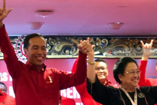Jokowi Ditetapkan PDIP sebagai Capres 2019 (Video)