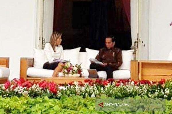 Jokowi Terima Ratu Maxima sebagai Utusan PBB (Video)