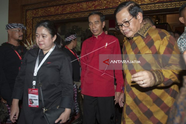 PDIP Names Joko Widodo as Candidate for Presidential Elections 2019