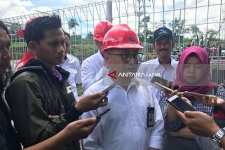 Operasional PLTM Lodagung Kabupaten Blitar Diresmikan
