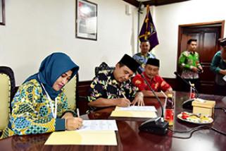 Ribuan GTT-PTT Lumajang Didaftarkan dalam Program BPJS Ketenagakerjaan