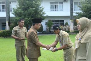 Kartu BPJS Ketenagakerjaan Akhirnya Dimiliki Ribuan GTT-PTT Lumajang