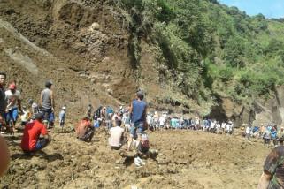 Pencarian Korban Tebing Longsor Kediri Dilanjutkan