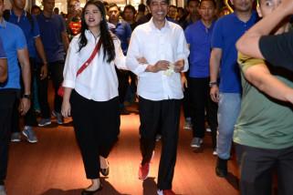 Jokowi Harapkan Film Dilan Inspirasi Industri Kreatif Tanah Air