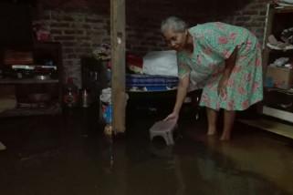 Banjir Landa Sejumlah Wilayah Kota Madiun