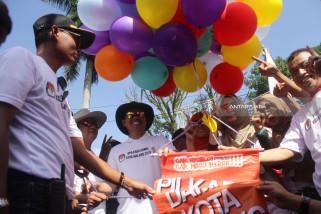 Dua Cawali Kota Malang Terancam tidak Bisa Mencoblos