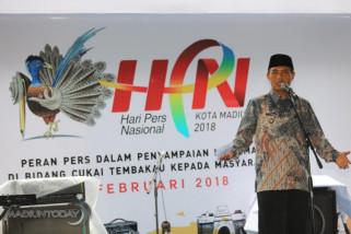 Wali Kota Madiun Minta Pers Amalkan Pancasila