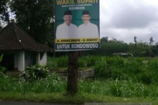 Panwaslu Bondowoso Desak Penertiban Gambar Cabup/Cawabup