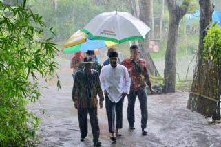 Gus Ipul Kesasar Hari Pertama Kampanye Blusukan di Malang