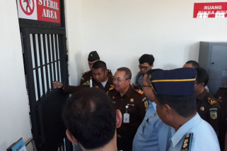 Kajati Jatim Resmikan Cabang Rutan Klas-1 Surabaya