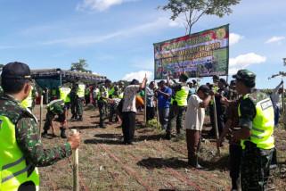 Perkebunan Kaligentong Dimanfaatkan untuk Perrtanian Kedelai