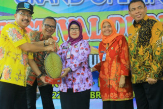 Di Probolinggo 120 Pedagang Meriahkan Festival Durian Se-Jatim