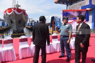 PAL Selesaikan Pengerjaan Kapal Perang Kedua Kemenhan (Video)
