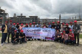 Mahasiswa UPNV Yogyakarta Studi Lapangan di Blok Cepu