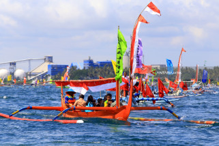 Pawai Kapal Nelayan